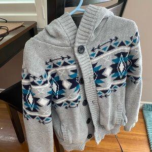 Gymboree boy sweater